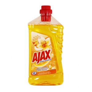 Ajax Detergent Pardoseli 1L Orange&Jasmine