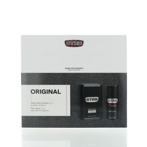 STR8 Caseta After Shave+Spray deodorant 100+150 ml Original