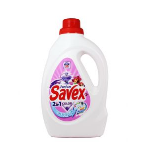 Savex Detergent lichid 1.1 L 20 spalari 2in1 Color
