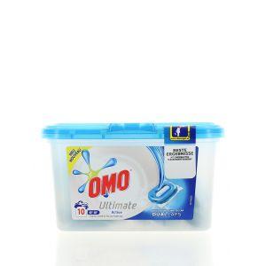 OMO Detergent capsule 10 buc Dual Caps