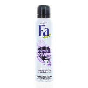 Fa Spray deodorant 150 ml Invisible Power