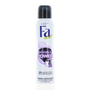 Fa Spray deodorant 150 ml Invisible Power