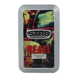 STR8 After Shave in cutie metalica 100 ml Rebel