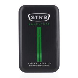 STR8 Parfum in cutie metalica 100 ml Adventure