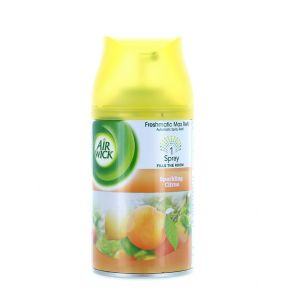 Airwick Rezerva odorizant camera 250 ml Sparkling Citrus