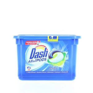 Dash Detergent Capsule 15 buc All in1 Regular