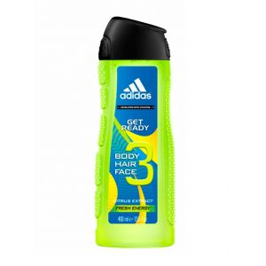 Adidas Gel de dus Barbati 400 ml Get Ready