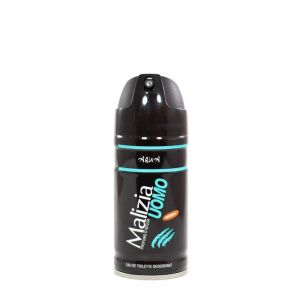 Malizia Spray deodorant barbati 150 ml Aqua