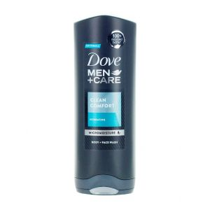 Dove Gel de dus barbati 250ml Men+Care Clean Comfort