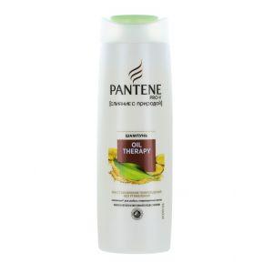 Pantene Sampon 400 ml Oil Therapy