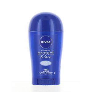 Nivea Stick Deodorant femei 40 ml Protect&Care