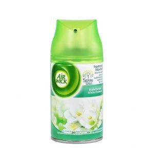 Airwick Rezerva odorizant camera 250 ml White Flowers