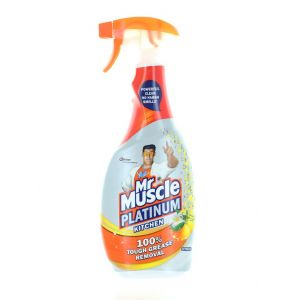 Mr. Muscle Solutie curatat suprafete bucatarie 750 ml Lemon