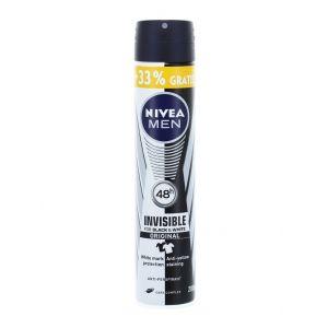 Nivea Spray deodorant barbati 200 ml Invisible B&W