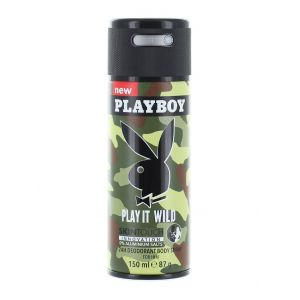 Playboy Spray deodorant barbati 150 ml Wild
