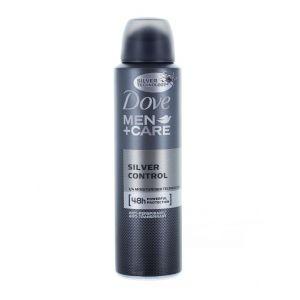 Dove Spray Deodorant Men+Care 150 ml Silver Control