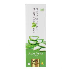 UW Premium Crema in tub 100 ml Aloe Vera
