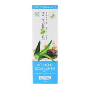 UW Premium Crema in tub 100 ml Cooling&Muscle Relaxant Gel