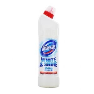 Domestos Dezinfectant wc 750 ml Alb