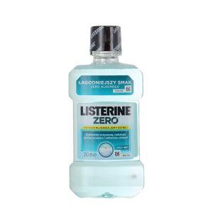 Listerine Apa de gura 250 ml Zero Mild Mint