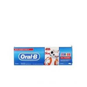 Oral-B Pasta de dinti copii 75 ml Star Wars 6+Ani