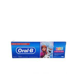 Oral-B Pasta de dinti copii 75 ml Disney 3+Ani