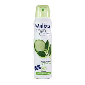 Malizia Spray deodorant femei 150 ml Cucumber&Green Tea