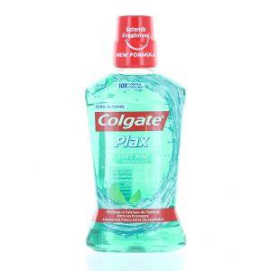 Colgate Apa de gura 500 ml Plax Soft Mint