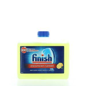 Finish Solutie curatat masina de spalat vase 250 ml Lemon