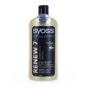Syoss Sampon 500 ml Renew 7