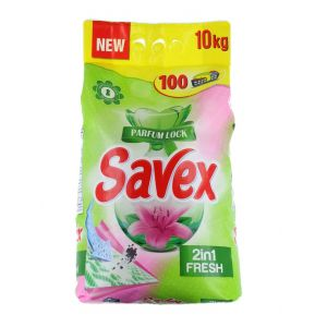 Savex Detergent automat 10 kg 2in1 Fresh