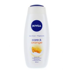 Nivea Gel de dus 500 ml Care&Orange