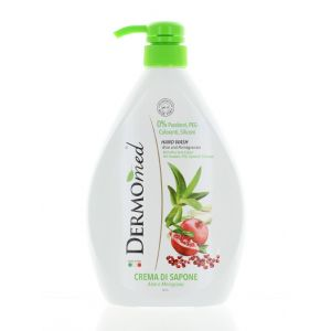 Dermomed Sapun lichid 1l Aloe & Pomegranate