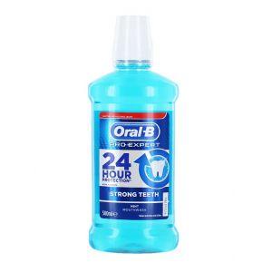 Oral-B Apa de gura 500 ml Pro-Expert Mint