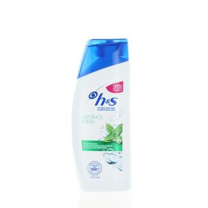Head & Shoulders Sampon 90 ml Menthol