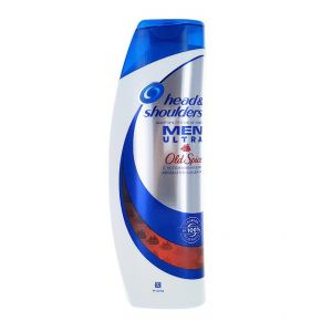 Head & Shoulders Sampon 400 ml For Men Ultra