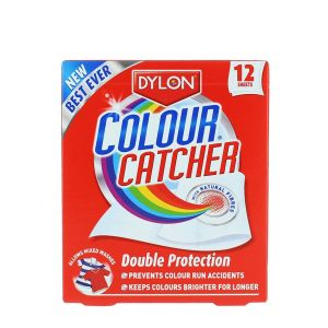 Dylon Absorbant de culoare 12 buc Colour Catcher