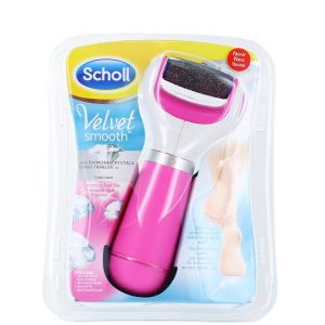 Scholl Aparat electric curatat calcai Velvet Smooth