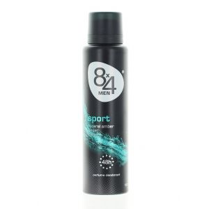 8x4 Spray deodorant barbati 150 ml Sport
