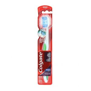 Colgate Periuta de dinti 1 buc 360 Optic White Medium