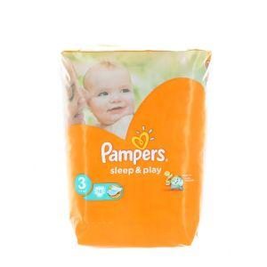 Pampers scutece Sleep&Play nr. 3 16 buc