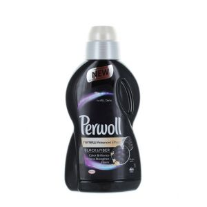 Perwoll Detergent Lichid 900 ml Renew Advanced Black