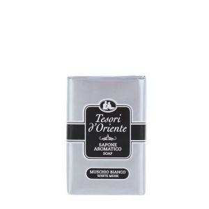 Tesori d'Oriente Sapun 150 g Muschio Bianco