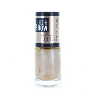 Maybelline Lac de unghii 7 ml Color Show nr.474 Gilded in Gold
