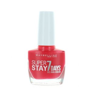 Maybelline Lac de unghii 10 ml Super Stay nr.490 Rose Salsa