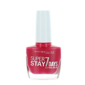 Maybelline Lac de unghii 10 ml Super Stay nr.180 Rose Fuchsia