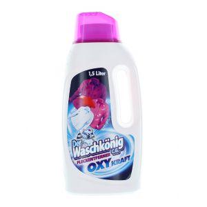 Der Waschkonig Solutie indepartare pete 1.5 L Oxy Kraft(rufe color)