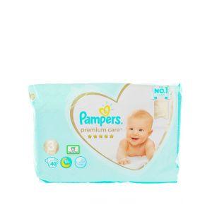Pampers scutece nr. 3 5-9 kg 40 buc Premium Care