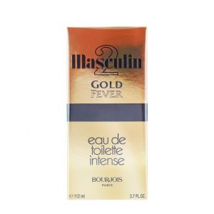 Bourjois Parfum 112 ml 2 Masculin Gold Fever