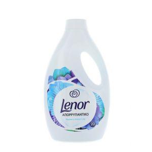 Lenor Detergent Lichid 1540 ml 22 spalari Radiant Water Lily